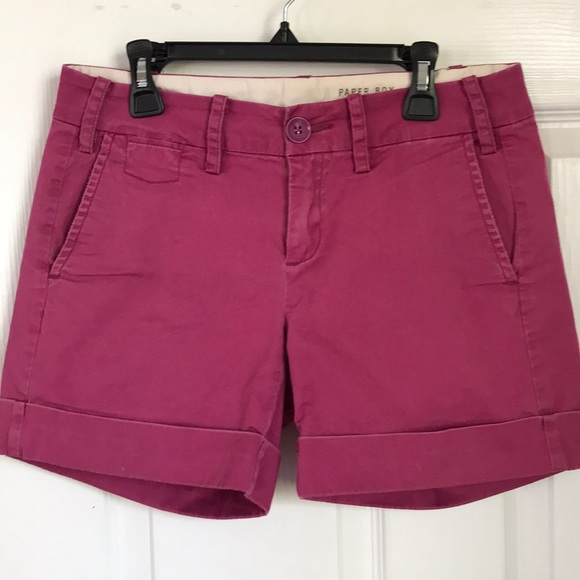 Anthropologie Pants - Anthropologie Paper Boy shorts